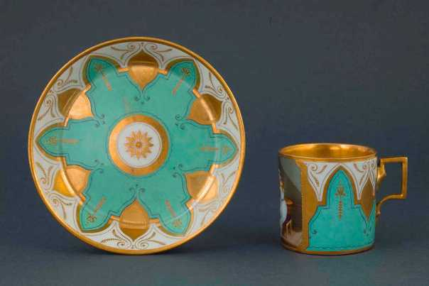 Porcelain from Nani Mocenigo's collection